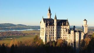Neuschwanstein - the Disney Castle!