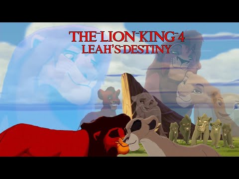 The Lion King 4 Leah's Destiny Full Fandub - Part 3