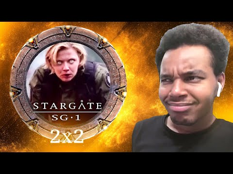 "Stargate SG-1 Season 2 Episode 2 ""In the Line of Duty"" REACTION!"