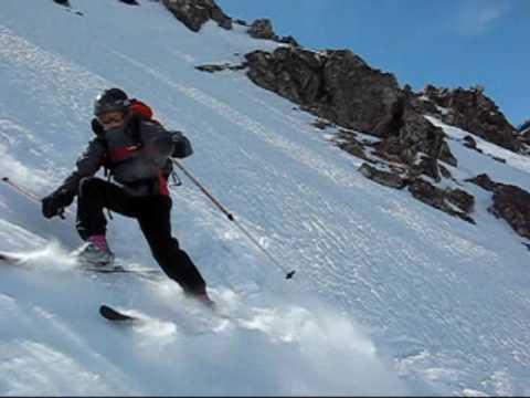 Skialp vo Vysokých Tatrách
