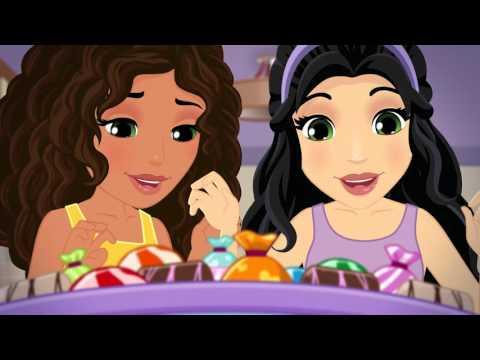 The Present That Shrank  - LEGO Friends - Season 3 Episode 9