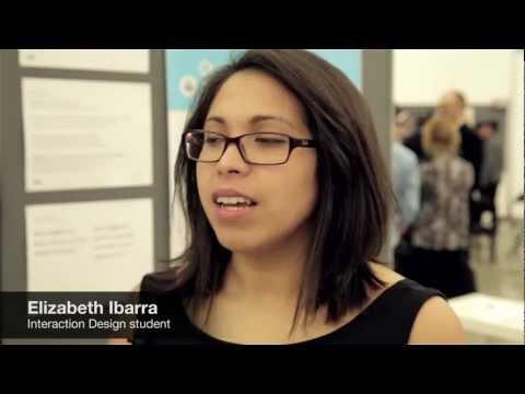 Interaction Design 2013 Junior Review / Internship Program Launch at California College of the Arts