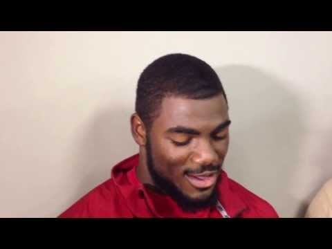 Landon Collins Interview 9/21/2013 video.