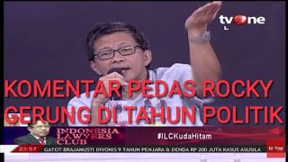 Video ILC Mantap Bung Rocky Gerung Nggak BeliTeori Elektabilitas MP3, 3GP, MP4, WEBM, AVI, FLV September 2019