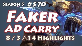 Highlight Ezreal trong tay Faker vs Kalista