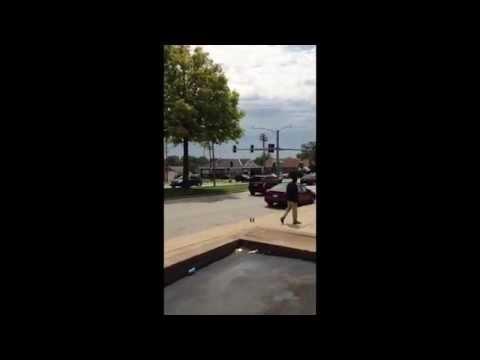 shooting - St. Louis Police Release Graphic Video of shooting of Kajieme Powell near Ferguson, Mo. http://revolution-news.com/slpd-released-graphic-video-of-shooting-of-kajieme-powell-near-ferguson-mo/