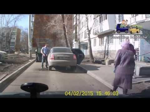 Герой скандального видеоролика помещен под арест