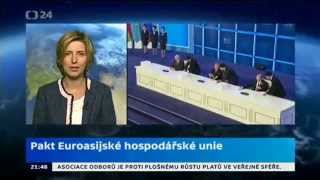 Pakt Eurasijské hospodářské unie