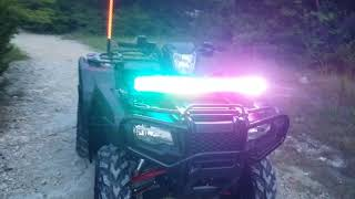 10. The Coolest 2018 Honda Rubicon Deluxe Edition 4x4 on YOUTUBE