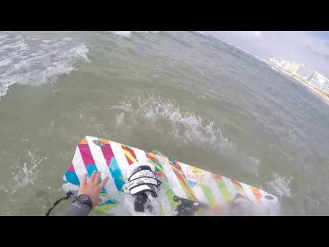 kitesurfing israel gopro4 black