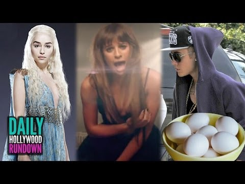Justin Bieber Egg Attack on Neighbor FULL VIDEO! Game of Thrones 4×01 Promo!