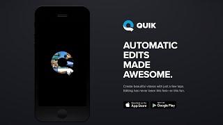 Quik: Cara Gampang Buat Video Pake Smartphone