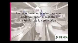 Ifs France  city photos : DEKRA Certification IFS / BRC - IFS Food