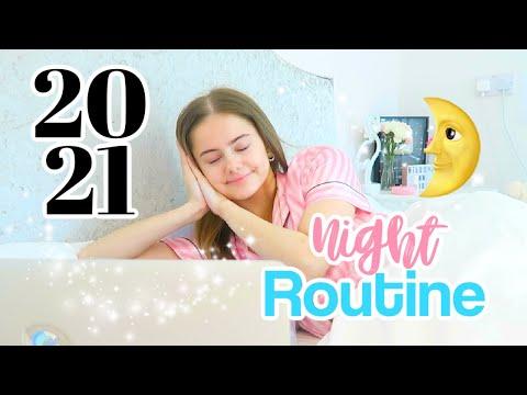 My Night Routine 2021 || Ellie Louise