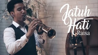 Video Jatuh Hati (Raisa Andriana) - soprano saxophone cover by Desmond Amos MP3, 3GP, MP4, WEBM, AVI, FLV Desember 2018