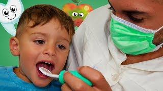 Dentist Song Spanish Version and More Nursery Rhimes by LETSGOMARTIN