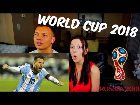 Reacting To Best 50 Goals World Cup Qualifiers 2018!!