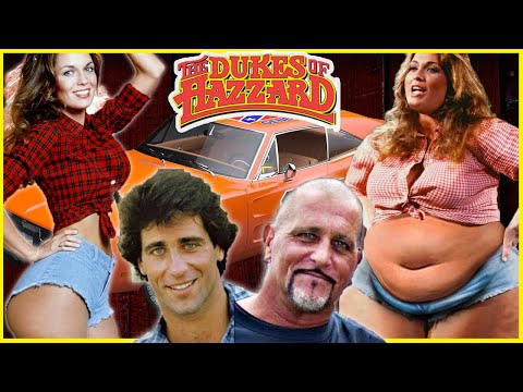 THE DUKES OF HAZZARD 🏁 THEN AND NOW 2020