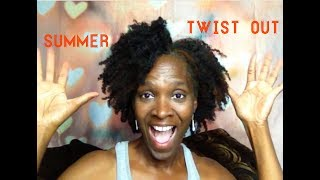 Happy Summer everyone! Sharing today's my hair process and what I've been using in my hair for the last month. Thank you for...