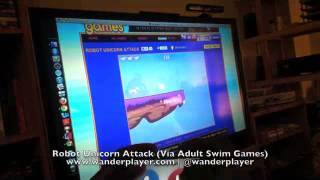WanderPlayer - Game Controller YouTube video