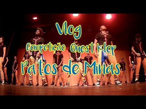 Vlog - Competição em Patos de Minas - Quest Klop