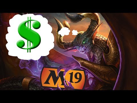 Top 10 Most Expensive M19 Core Set Card Prices (So Far)