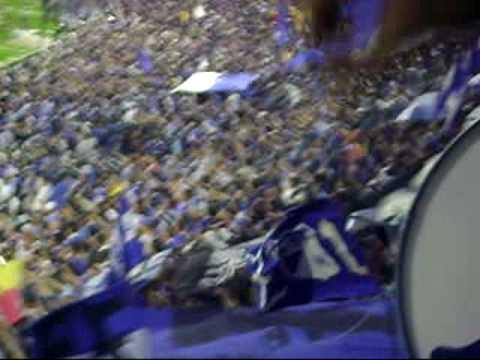 Blue Rain Millonarios vs nacional.wmv - Blue Rain - Millonarios
