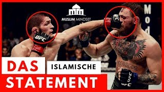 Video 🥊Darüber spricht bisher keiner! 🥋Khabib vs McGregor. ᴴᴰ┇Islamisches Statement. ┇MuslimMindset MP3, 3GP, MP4, WEBM, AVI, FLV Desember 2018