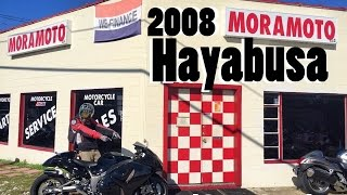 2. 2008 Suzuki Hayabusa Test Ride + Review