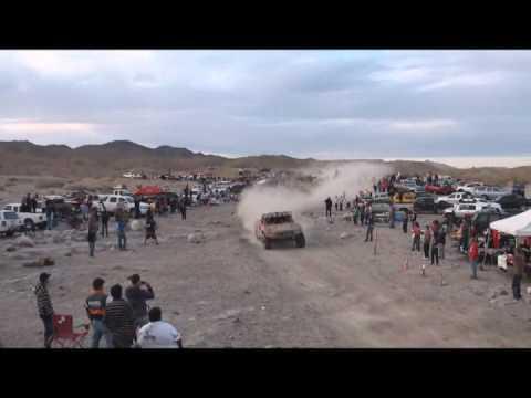 SCORE Baja 1000 Mil Desert Race 2011 Trophy Truck Robby Gordon