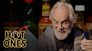 Video Tommy Chong Talks Weed, Bernie Sanders, and Smoking with Snoop While Eating Spicy Wings | Hot Ones MP3, 3GP, MP4, WEBM, AVI, FLV Juli 2018