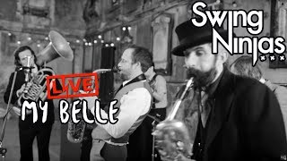 29.03.2017 - The Swing Ninjas at: The Mesmerist
