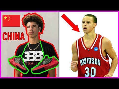 Why LaMelo Ball is being FORCED TO PLAY IN CHINA!! LaMelo MESSED UP BAD! (видео)