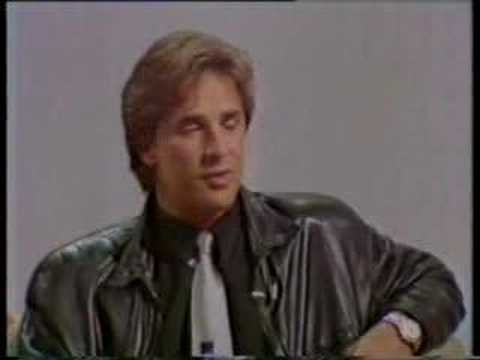 Don Johnson - Interview BBC 1989 - Part 1
