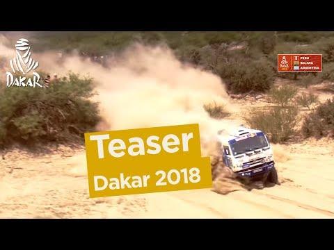 Official Teaser - Dakar 2018