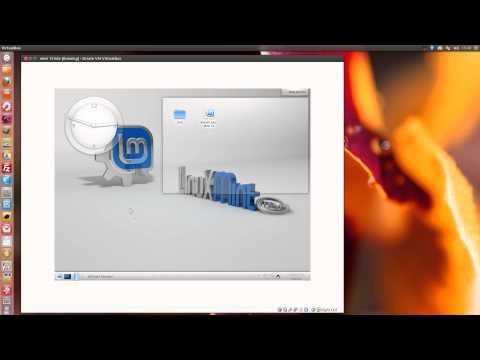 Linux Mint 13 | KDE Review