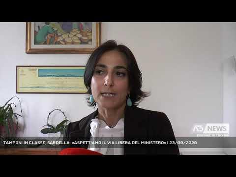TAMPONI IN CLASSE, SARDELLA: «ASPETTIAMO IL VIA LIBERA DEL MINISTERO» | 23/09/2020