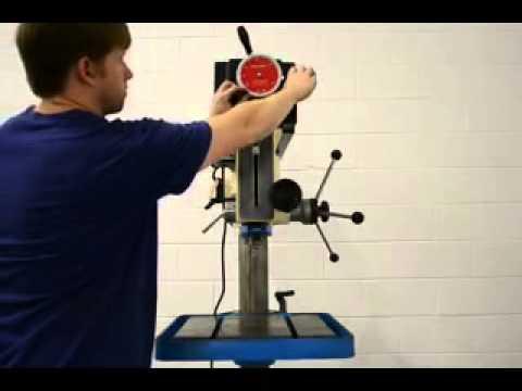 Turn Pro Drill Press