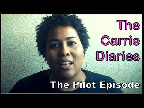 The Carrie Diaries Pilot Recap & Review