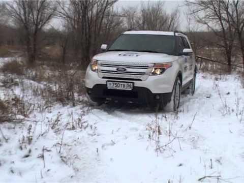 Ford внедорожники 2012 фотка