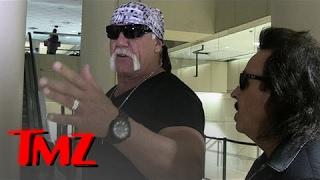Hulk Hogan -- Willing To Fight Fallon Fox ... I'll Crush 'Him / Her'