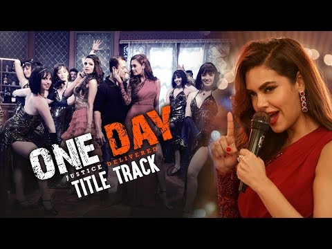 One Day (Title Track) Video | Anupam Kher, Esha Gupta | Usha Uthup | Joy-Anjan | T-Series