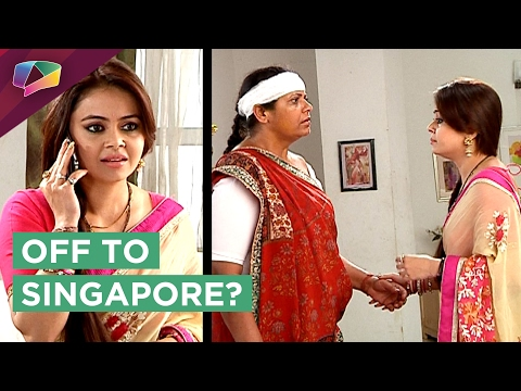 Gopi in Trouble | Gopi To Fly Singapore ? | Saath