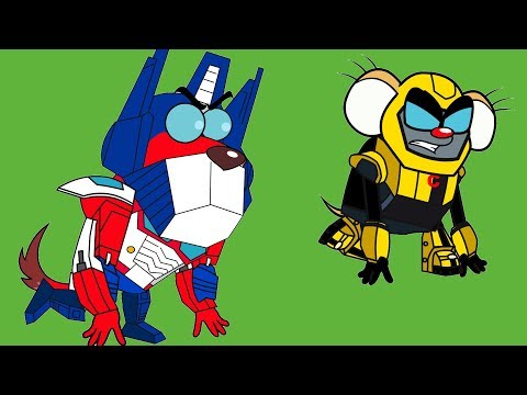 Rat-A-Tat |'Don & Charley's Transformers Race + More Videos'| Chotoonz Kids Funny Cartoon Videos