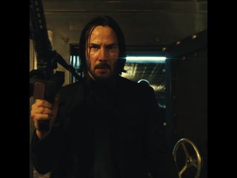 John Wick Chapter 3 Parabellum (2019) - Continental Hotel Shootout Part 1 - (Full HD)