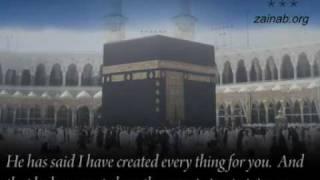 Hazrat Fatimah  a.s. Excerpt from Hadith ul Kisa - Haaj Samavati