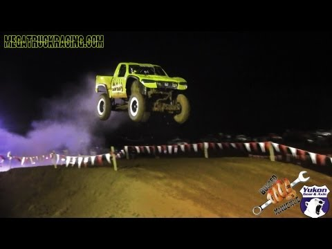 Honey Badger Baja Truck Ain't Scared