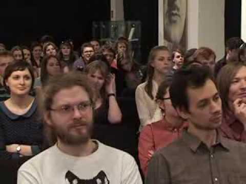 """""""Библионочь - 2013"""" в Библиотеке киноискусства"""
