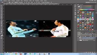 Como Mesclar imagens ( JUNTAR ) Photoshop CS6 - Douglas Sousa '