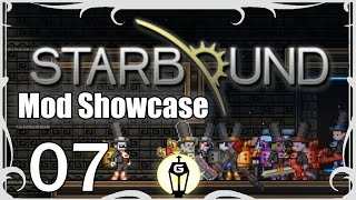 Let's Play Starbound 1.0! On today's mod showcase, we look at some more useful quality of life mods improving crew, farming and more! Mods from today's ...